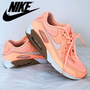 Nike WMNS Air Max 90 Sunset Glow (325213-802) 8.5